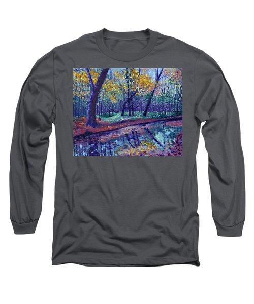 Sewp Creek Long Sleeve T-Shirt by Stan Hamilton