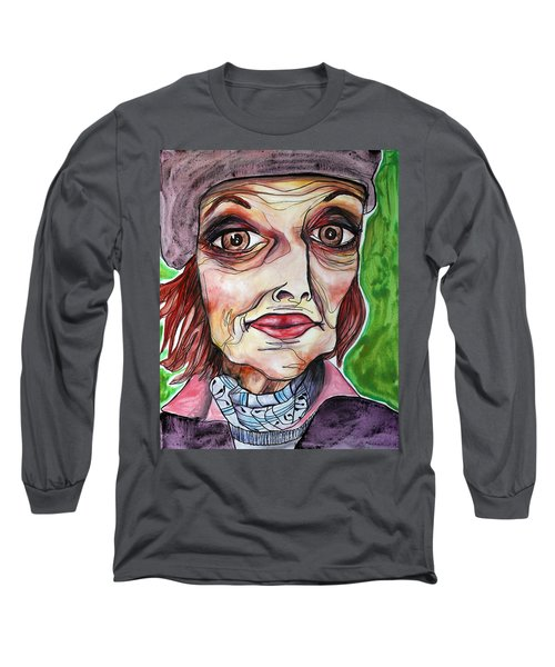 She Once Was Long Sleeve T-Shirt