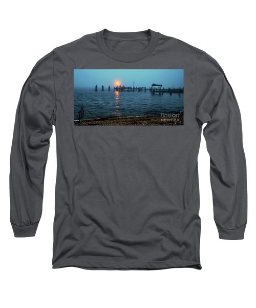 Shhh Listen Long Sleeve T-Shirt by Clayton Bruster