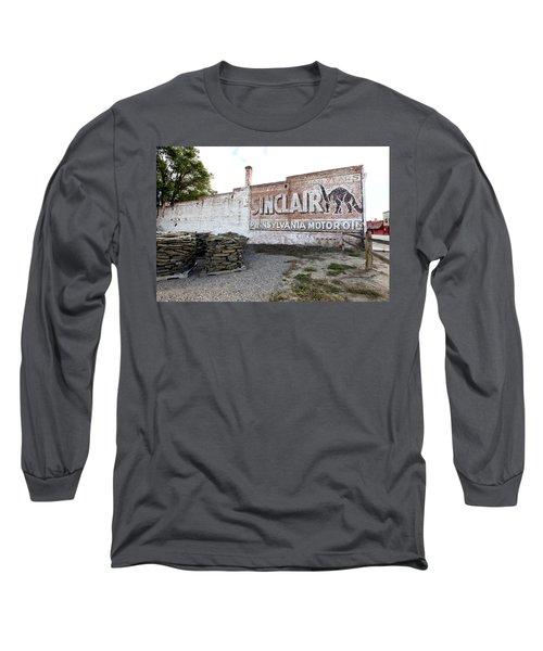 Sinclair Motor Oil Long Sleeve T-Shirt
