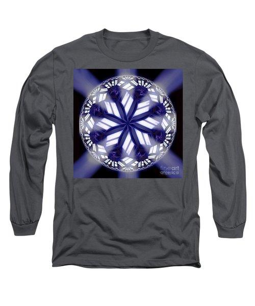 Sky Windows Long Sleeve T-Shirt by Danuta Bennett