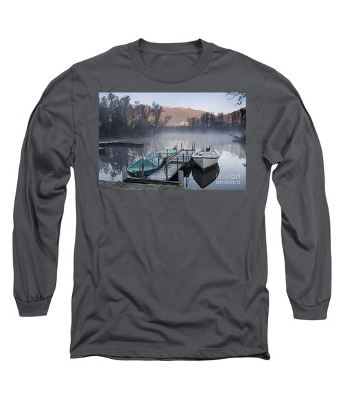 Small Port Long Sleeve T-Shirt