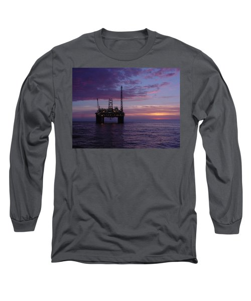 Snorre Sunset Long Sleeve T-Shirt