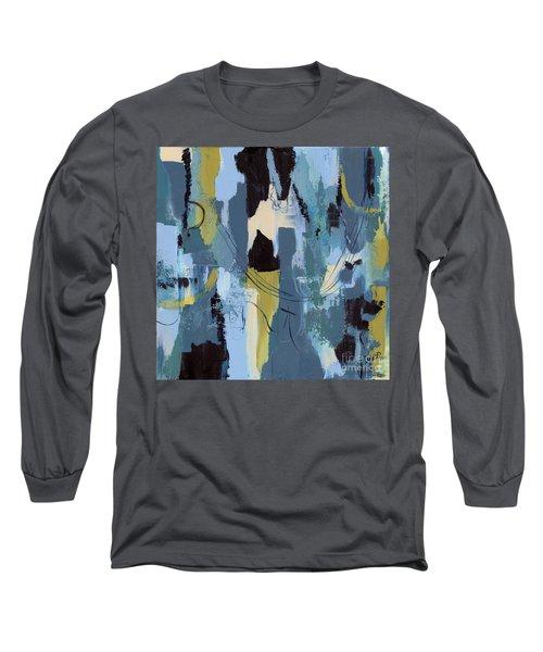 Spa Abstract 1 Long Sleeve T-Shirt