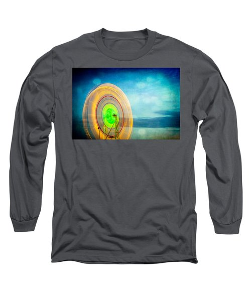 Spinning 2 Long Sleeve T-Shirt
