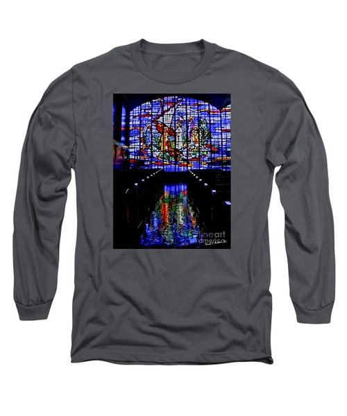 House Of God - Spiritual Awakening Long Sleeve T-Shirt