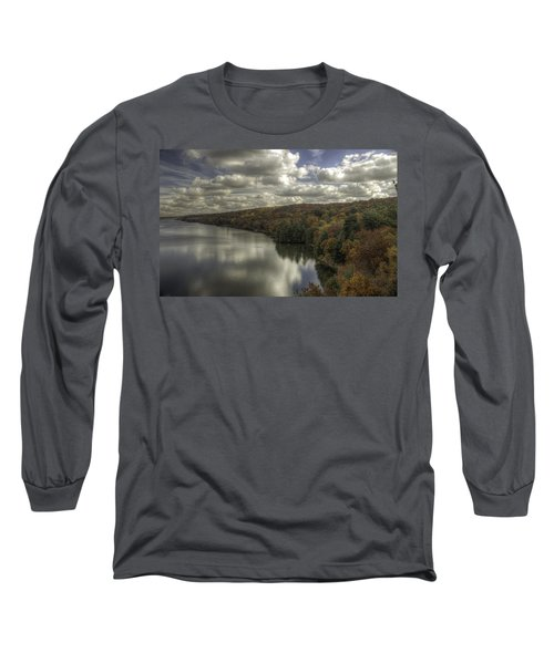 Starved Rock Fall Colors Long Sleeve T-Shirt