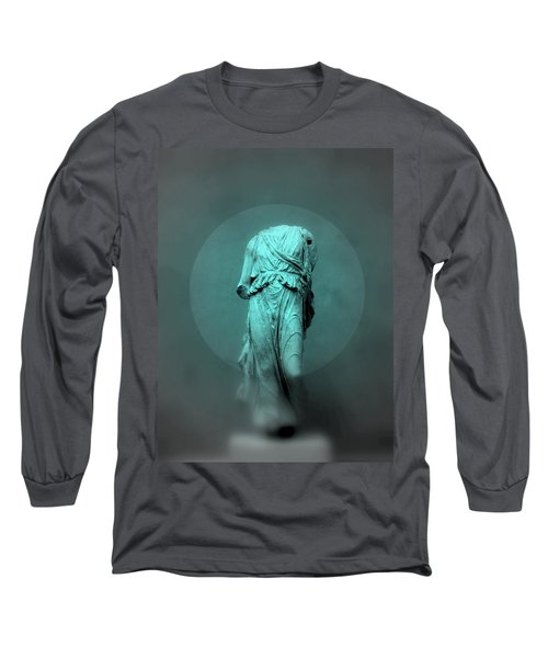 Still Life - Robed Figure Long Sleeve T-Shirt