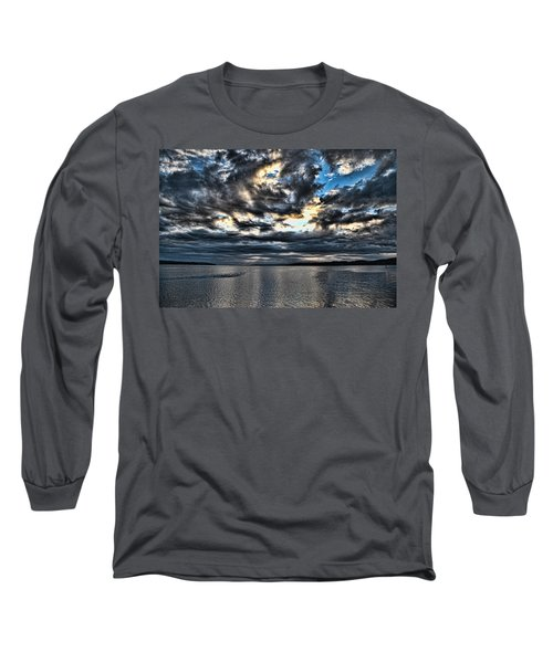 Stormy Morning Long Sleeve T-Shirt