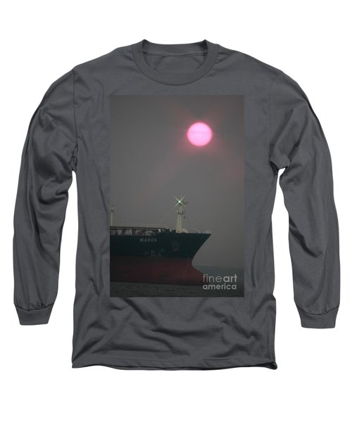 Straits Of Verrazano Long Sleeve T-Shirt