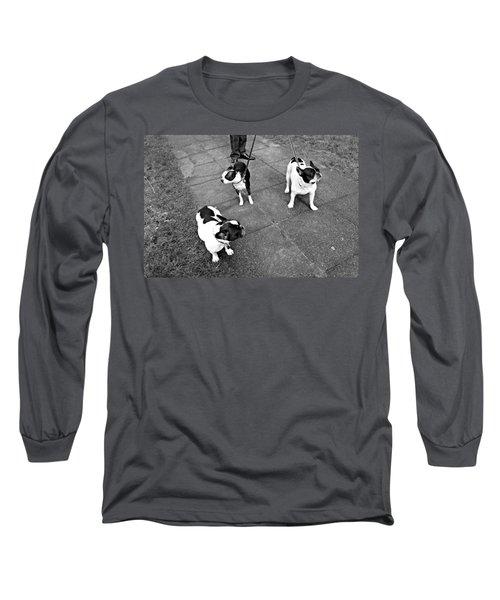 Stylish Long Sleeve T-Shirt