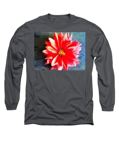 Long Sleeve T-Shirt featuring the photograph Sunburst by Janice Spivey