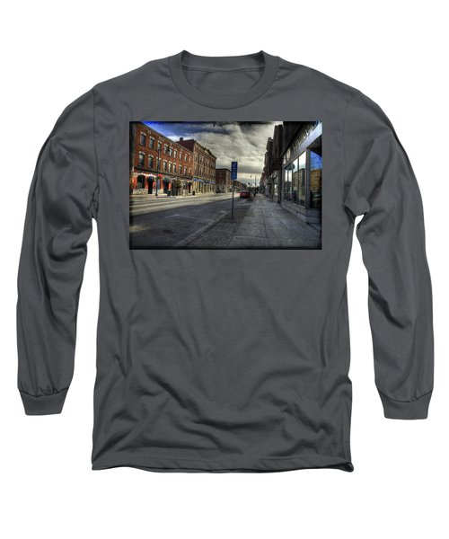 Sunday Afternoon Cannon Practice Long Sleeve T-Shirt
