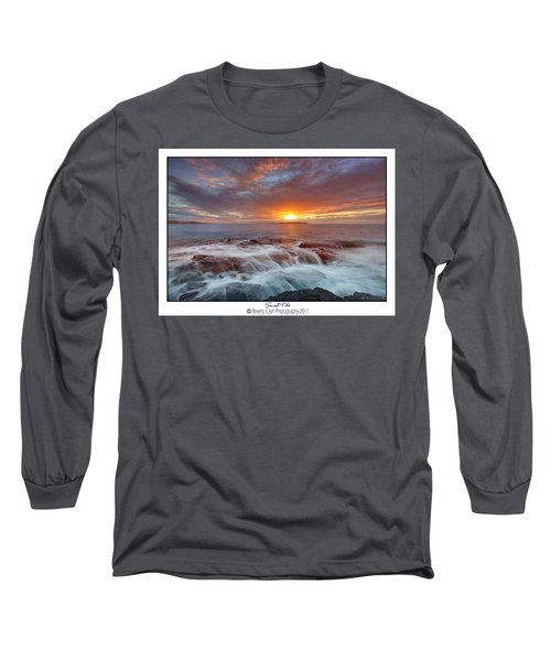 Sunset Tides - Cemlyn Long Sleeve T-Shirt