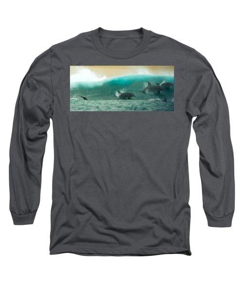 Swim Thru Long Sleeve T-Shirt
