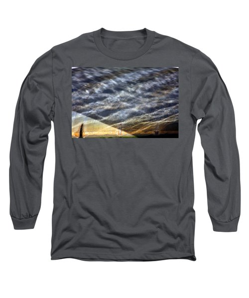 Thames Reflections Long Sleeve T-Shirt