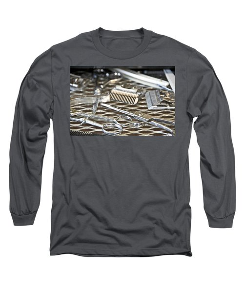 The Barber Shop 10 Long Sleeve T-Shirt
