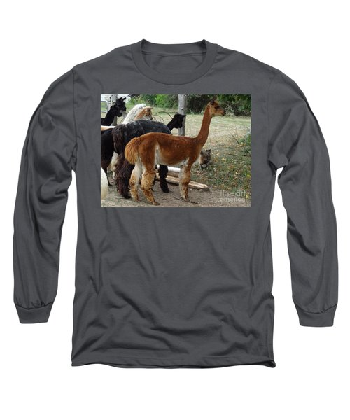 The Cat Came Back Long Sleeve T-Shirt