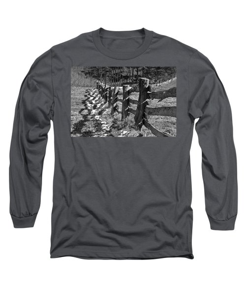 The Fence Long Sleeve T-Shirt