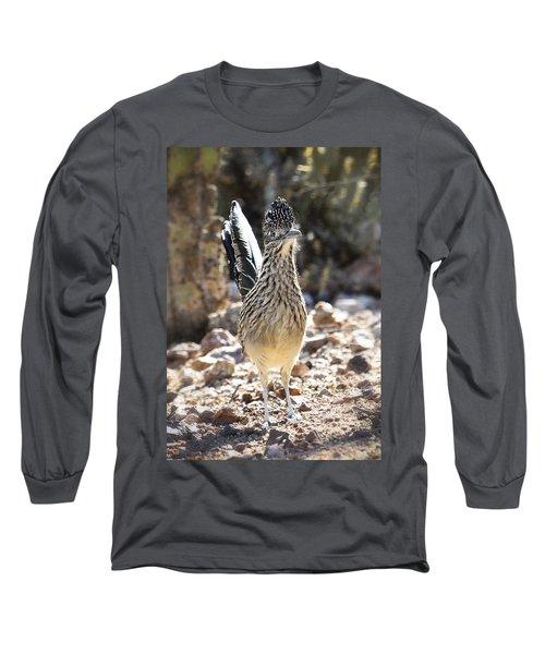 The Greater Roadrunner  Long Sleeve T-Shirt