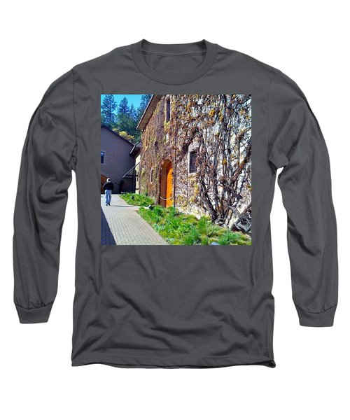 The Hess Collection - Napa Ca Long Sleeve T-Shirt