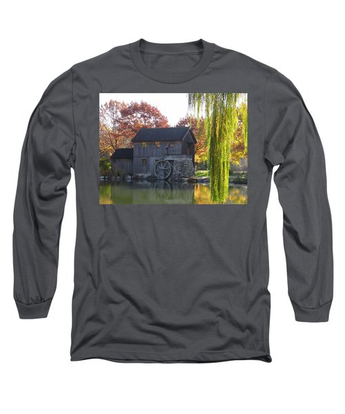 The Millhouse Long Sleeve T-Shirt by Julia Wilcox
