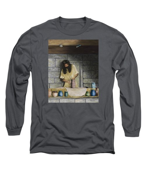 The Potter's House Long Sleeve T-Shirt