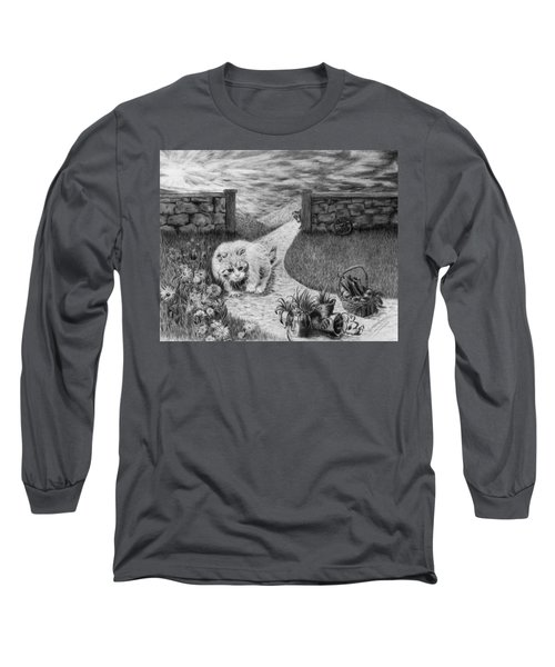 The Predator And The Prey Long Sleeve T-Shirt