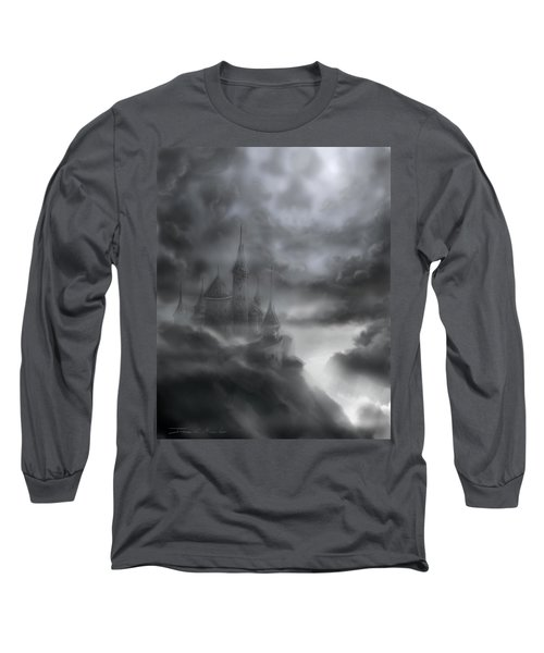 The Skull Castle Long Sleeve T-Shirt