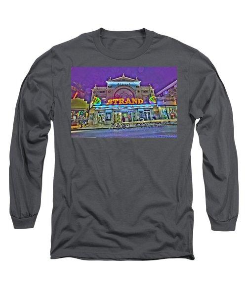 The Strand Long Sleeve T-Shirt