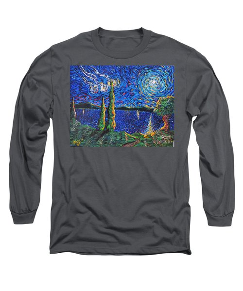 Three Wishes Long Sleeve T-Shirt