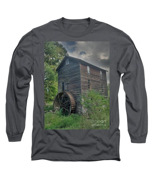 Long Sleeve T-Shirt featuring the photograph Times Forgotten by Janice Spivey