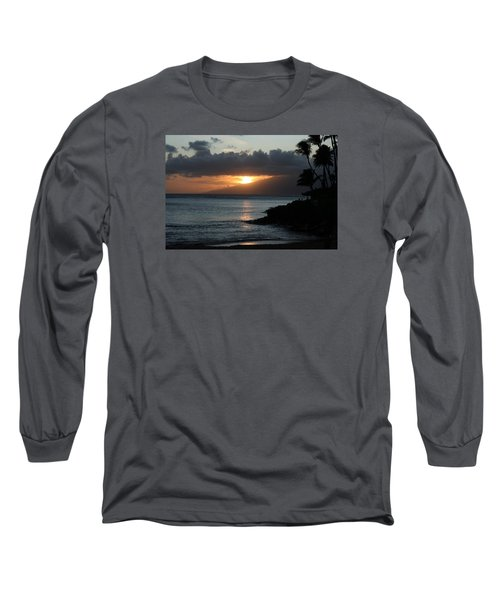 Tranquility At Its Best Long Sleeve T-Shirt