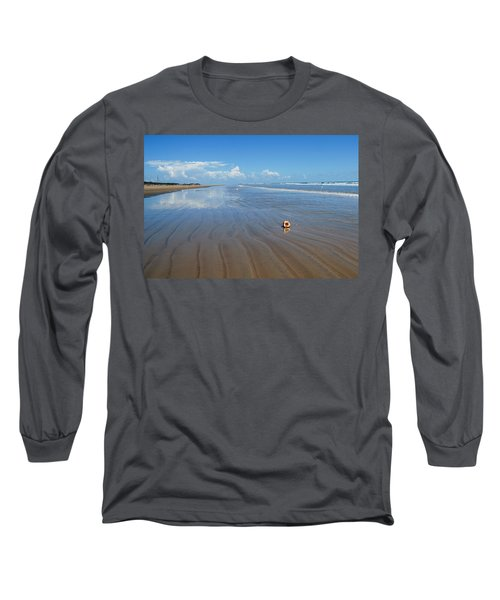 Long Sleeve T-Shirt featuring the photograph Tranquility by Fotosas Photography
