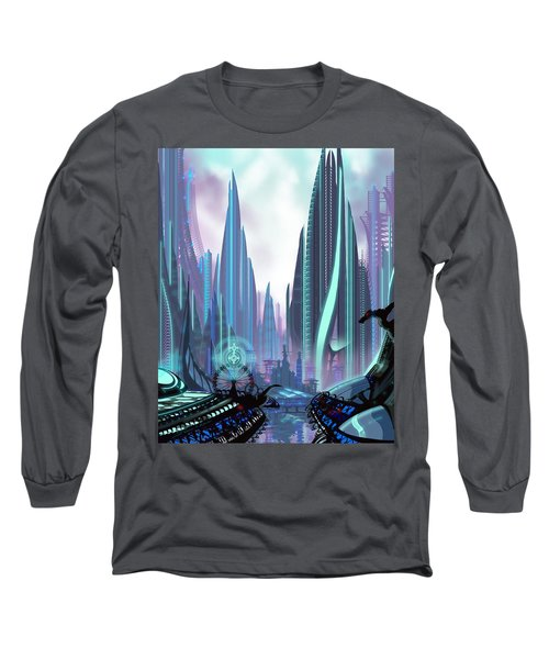 Transia Long Sleeve T-Shirt