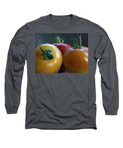 Tres Amigos Long Sleeve T-Shirt by Joe Schofield