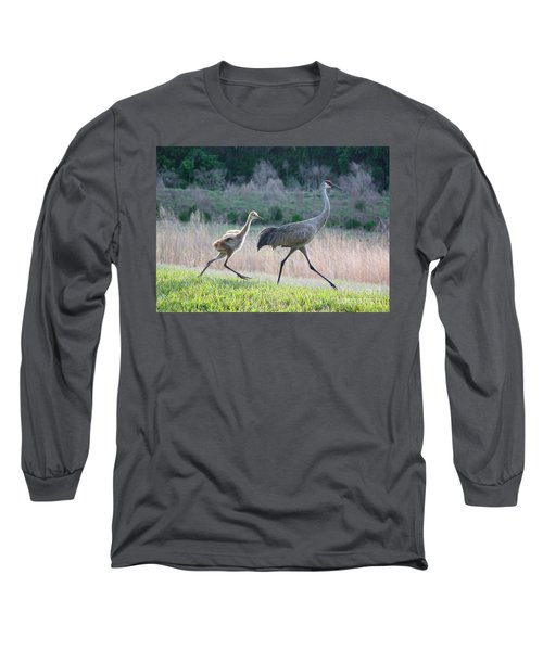 Trying To Keep Up Long Sleeve T-Shirt