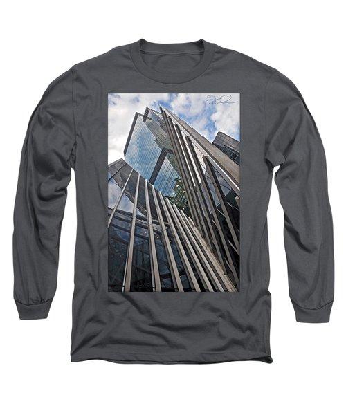 Trylon Towers Long Sleeve T-Shirt