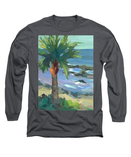 Turquoise Water Long Sleeve T-Shirt