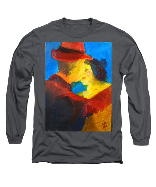 Two Am Tango Long Sleeve T-Shirt