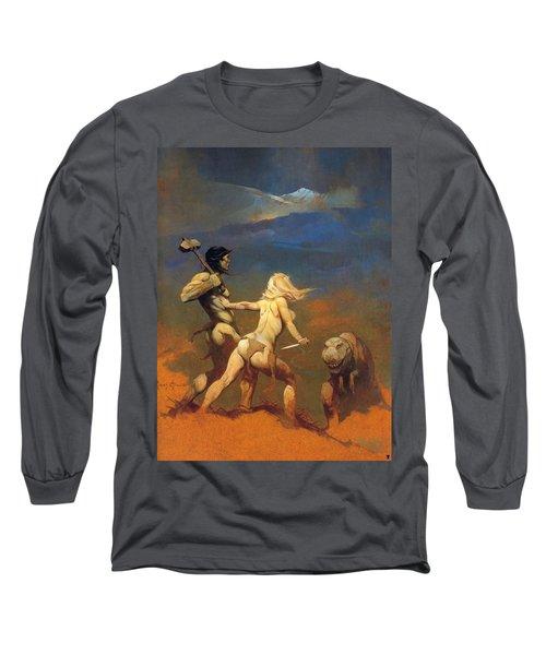 Twoper Long Sleeve T-Shirt