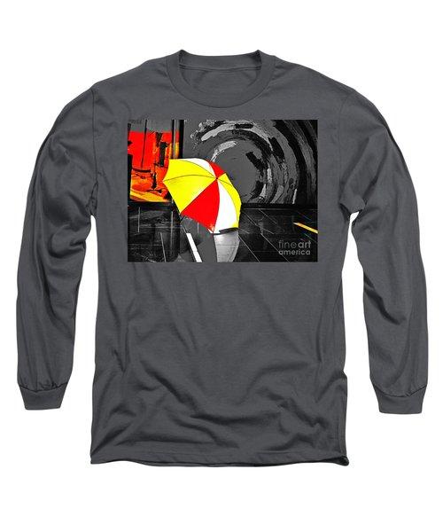 Umbrella 2 Long Sleeve T-Shirt by Blair Stuart