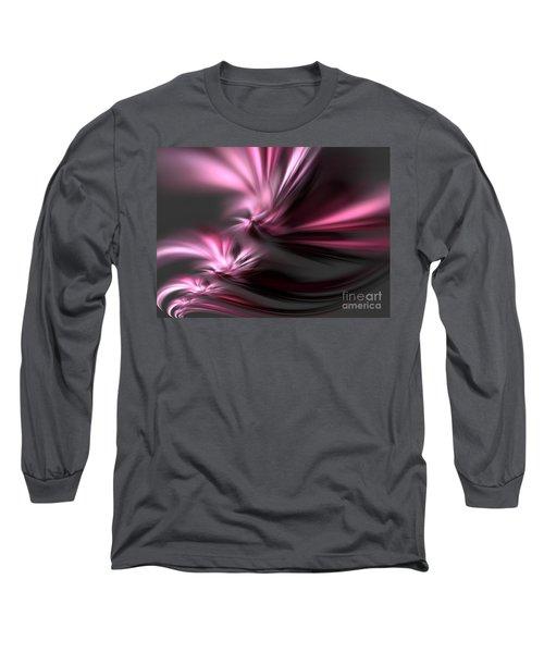 Velvet Angels Long Sleeve T-Shirt by Kim Sy Ok