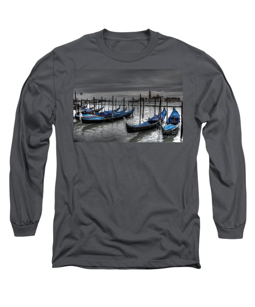 Venice Gondolas  Long Sleeve T-Shirt