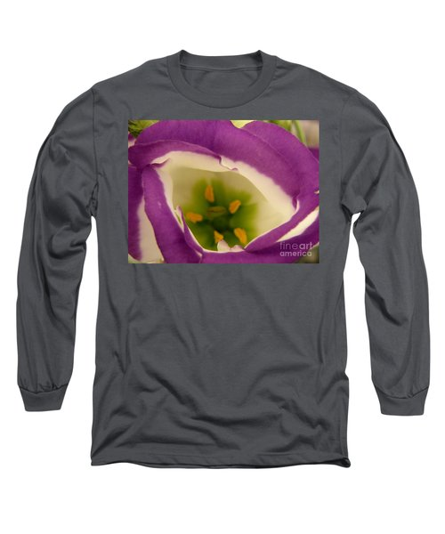 Long Sleeve T-Shirt featuring the photograph Vibrant by Lainie Wrightson
