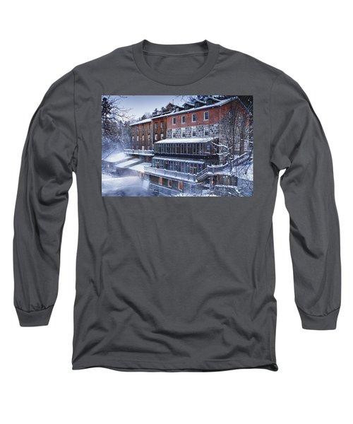 Wakefield Inn Long Sleeve T-Shirt by Eunice Gibb