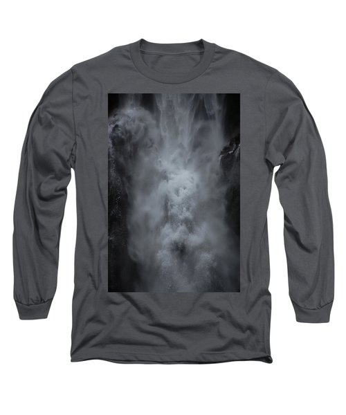 Water  Long Sleeve T-Shirt by Jonah  Anderson