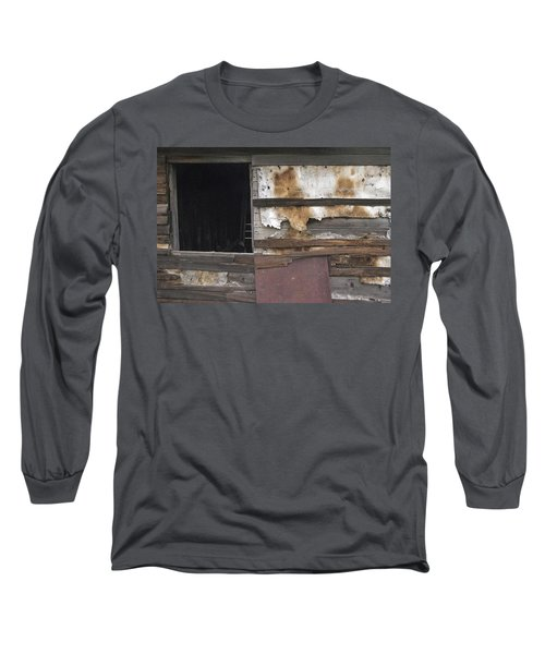 Weathered Shed Long Sleeve T-Shirt