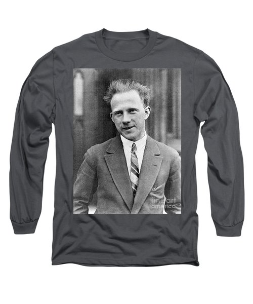 Werner Heisenberg, German Theoretical Long Sleeve T-Shirt