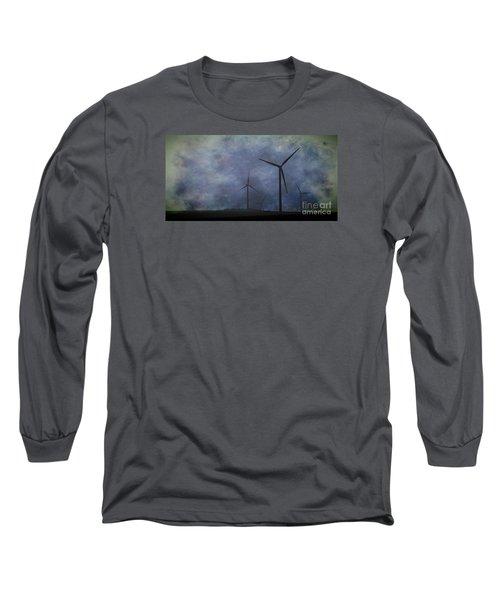 Windmills. Long Sleeve T-Shirt